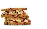 Бутерброды для голодных велосипедистов