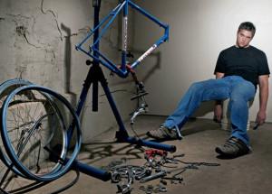 Как большинство это правильно, чтобы служить велосипеду