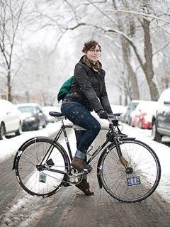 Как велосипедисту к теплым ногам?