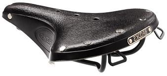 Какие кожаные седла Brooks происходят?