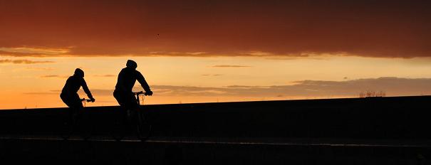 Где в январе поехать на велосипеде
