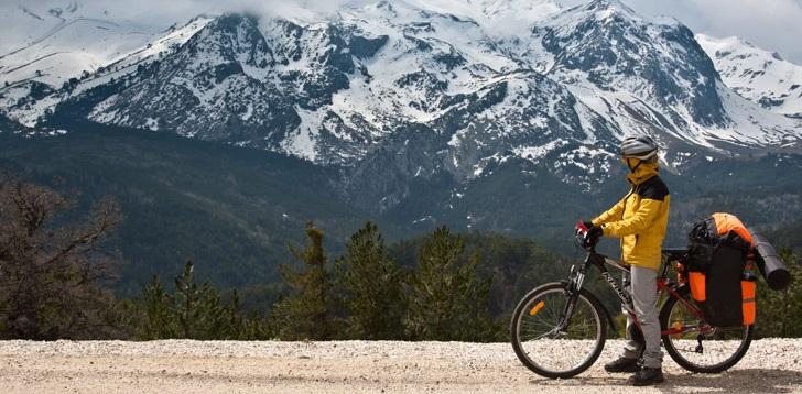 Где в марте поехать на велосипеде