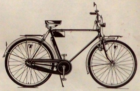 Велосипед Legkodorozhny 111-422 Украины