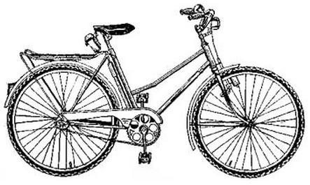 Подростковый велосипед для девочек V-811