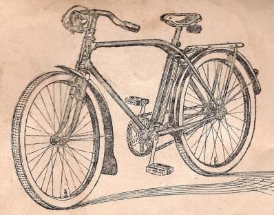 Подростковый велосипед для мальчиков MVZ V-72 Орленок