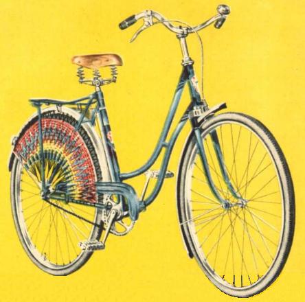 Велосипеды Риги motovelozavod Sarkan к Zvayzgn