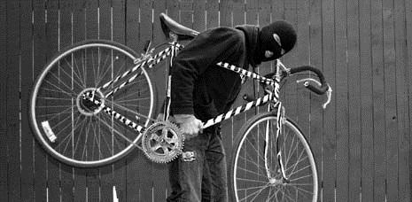 Безопасная стоянка для велосипеда