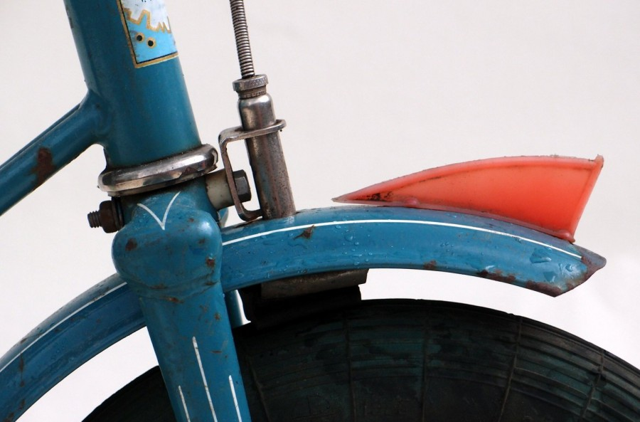 Детский велосипед Бабочка