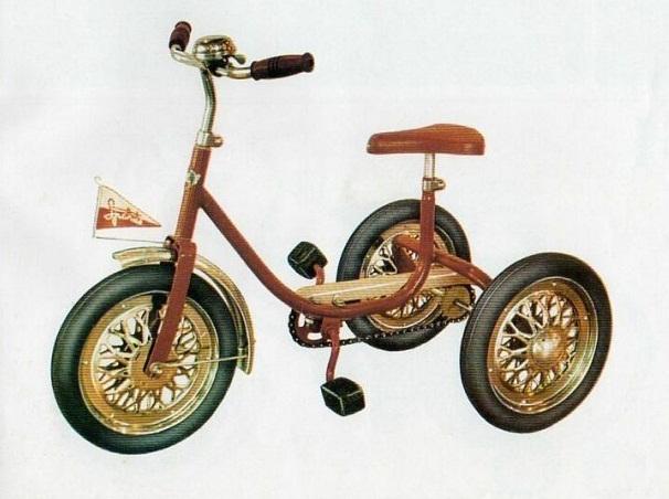 Детский велосипед Соединит