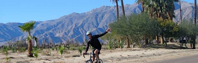 Где возможно поехать на велосипеде
