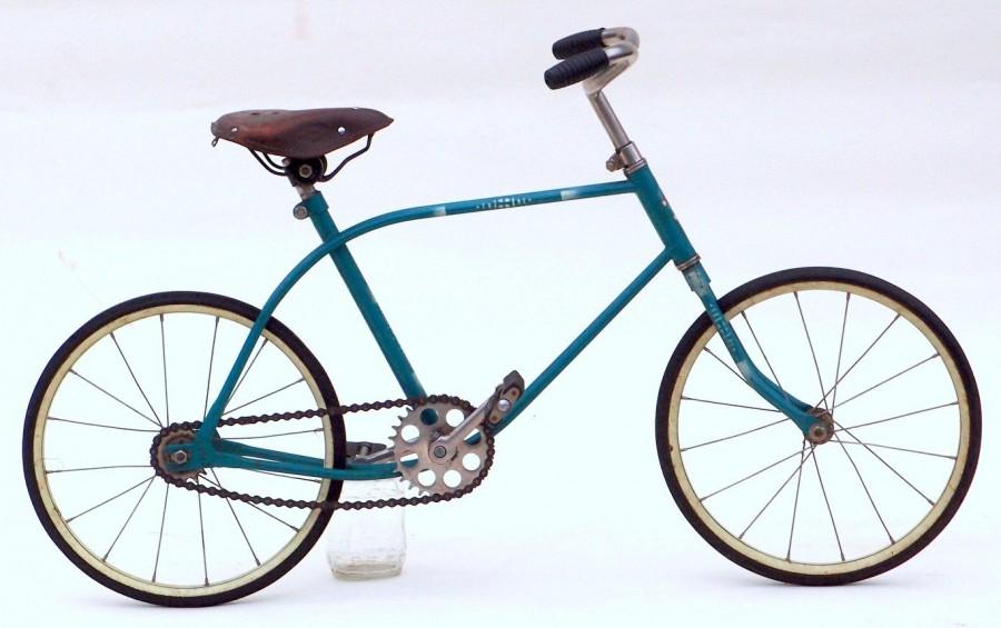 Объединенный велосипед DKV – 2