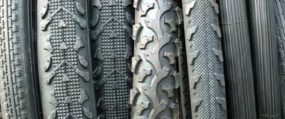 Главные размеры велосипедных шин