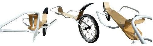 Современные трейлеры для велосипедов