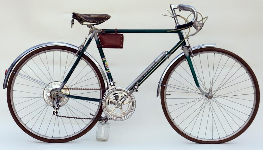 Спортивный и туристический велосипед V-542-01 Спортивные
