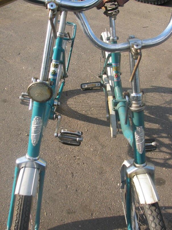 Велосипед гармоничная Десна V-849