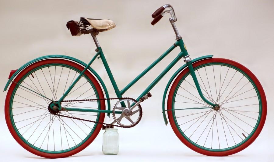 Велосипед V-82 Ласточка (Kregzdute)