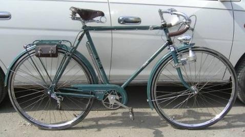 Велосипед ZICh-1