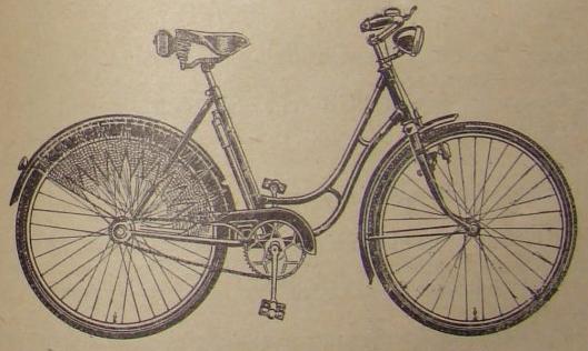 Велосипед Female road V-22 Львов