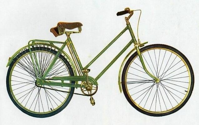 Женский велосипед V-21B