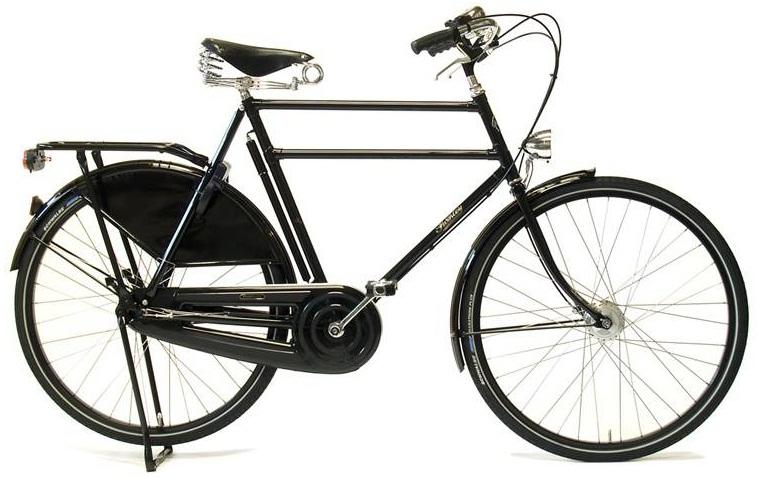 Представитель старой Англии - велосипед родстер
