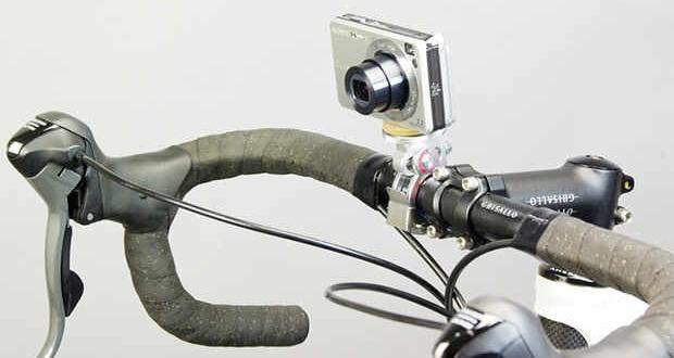 С камерой на велосипеде (Крест Вспышки)
