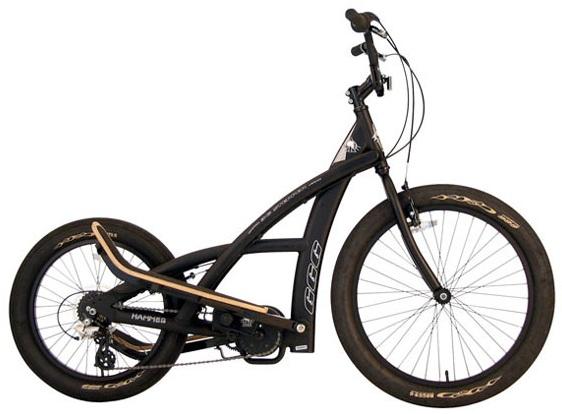 Постепенный велосипедный степпер