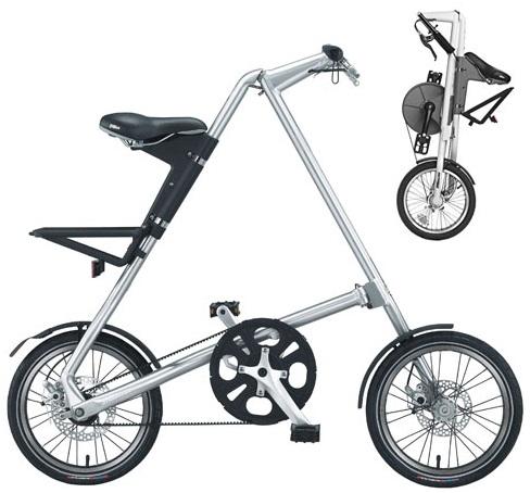 Гармоничные велосипеды STRIDA