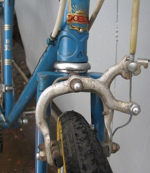Это спортивно - велосипед шоссе Чемпион В 551