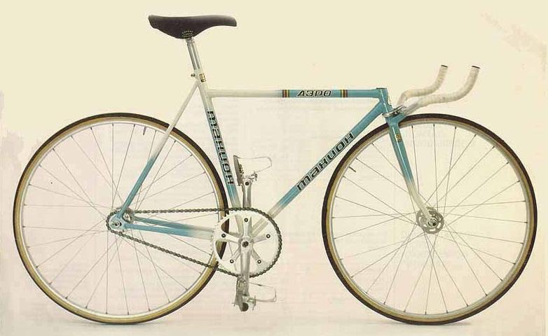 Велосипед следа Takhion