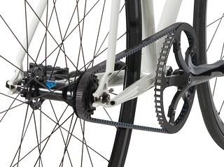 Углеродистые пояса Ворот для велосипедов