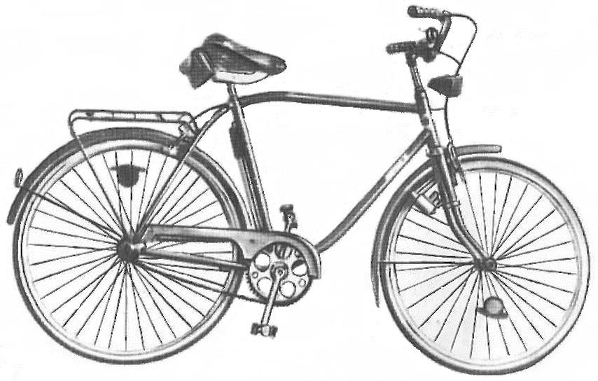 Bicycle road Бриз для взрослых 111-531