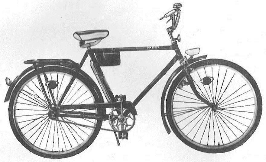 Bicycle road Урал для взрослых 111-621