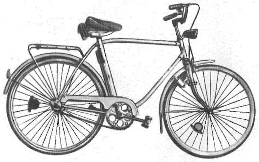 Bicycle road Скорость 2 ? 111-532