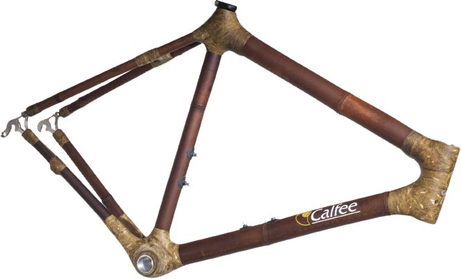 Бамбук создает для велосипедов