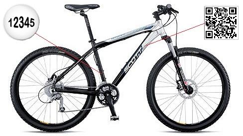 Базы украденных велосипедов