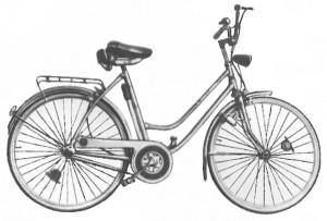 Дорожный велосипед для взрослых Эстафета 112-521