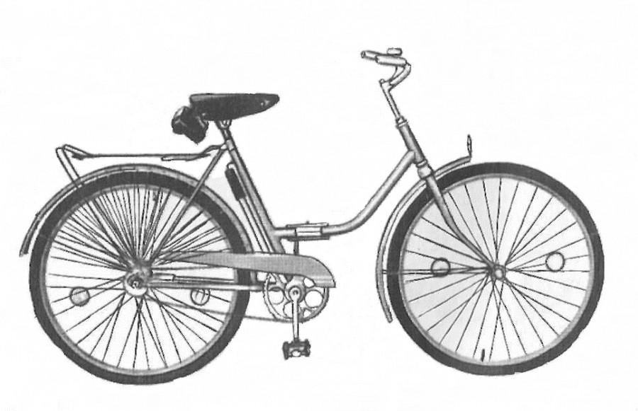 Дорожный велосипед Весна
