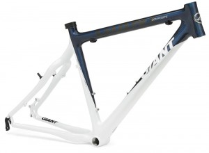 Материал структуры велосипеда