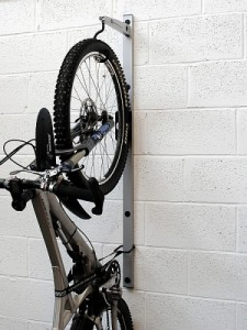 Мы приостанавливаем велосипед