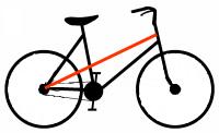 Типы структур велосипеда