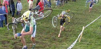 Универсальный тип езды на велосипеде