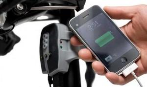 USB зарядка для велосипеда