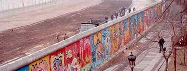 Веломаршрут вдоль Берлинской стены