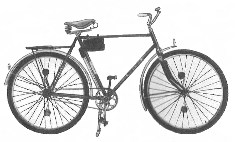 Велосипед для взрослых с закрытой структурой Десна 111-212