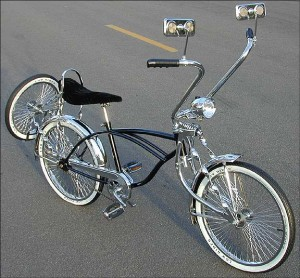 Велосипед lourayder