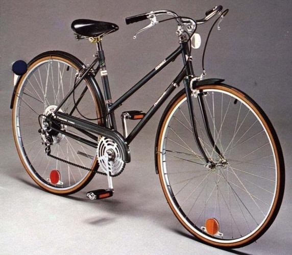 Велосипеды Panasonic