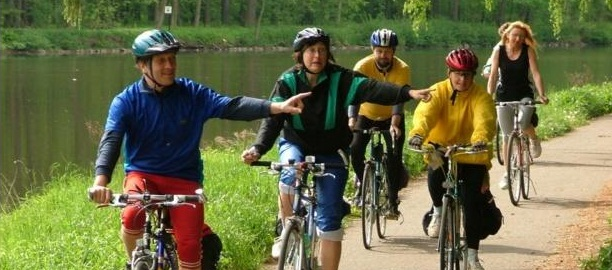 Туризм цикла в Чешской Республике