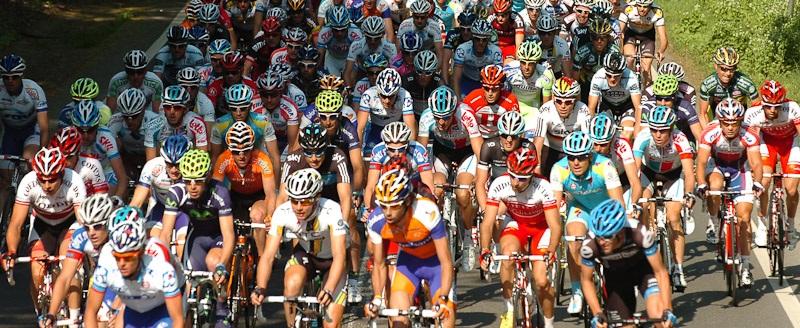 Весенние профессиональные велогонки