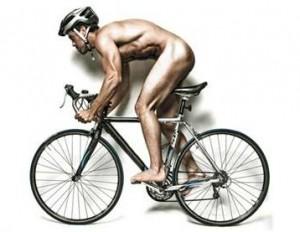 Человек на велосипеде - характер от будущих