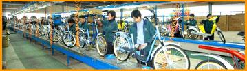 Где Ваш велосипед сделан?